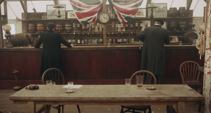 Peaky Blinders 2x06 Tommy vs Campbell