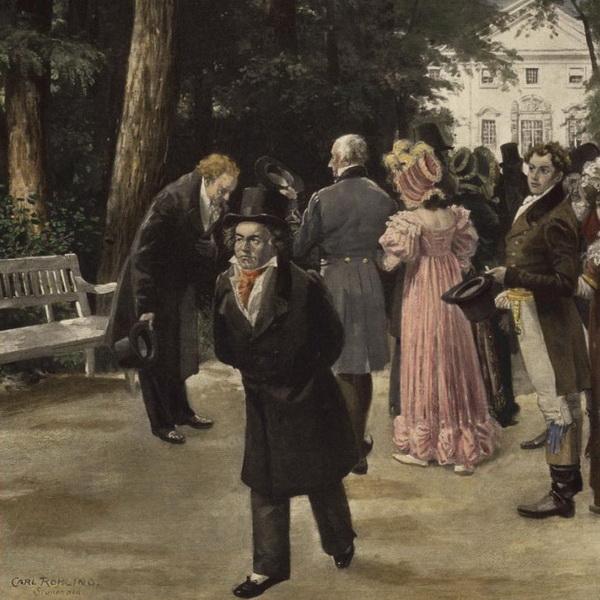 Beethoven Egmont, Goethe